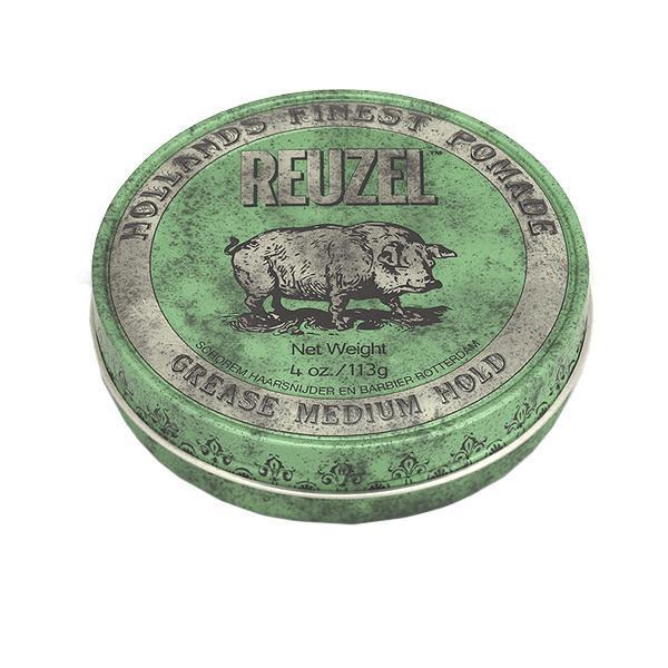 Pomada lucioasa Green Reuzel, 113ml