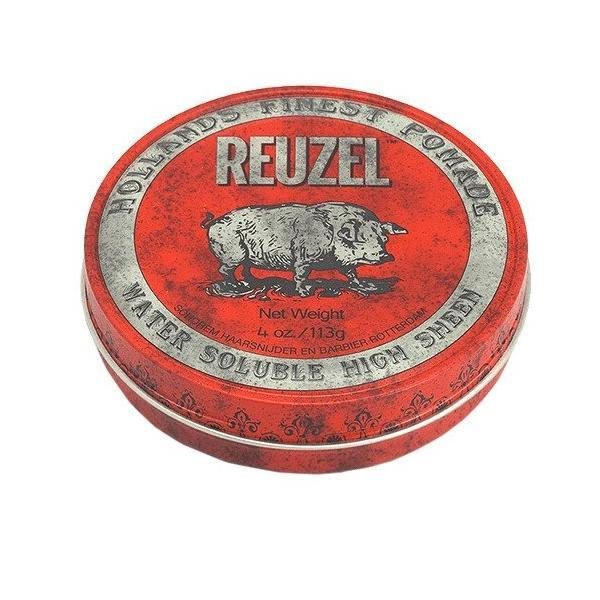 Pomada lucioasa Reuzel Red, 113 ml