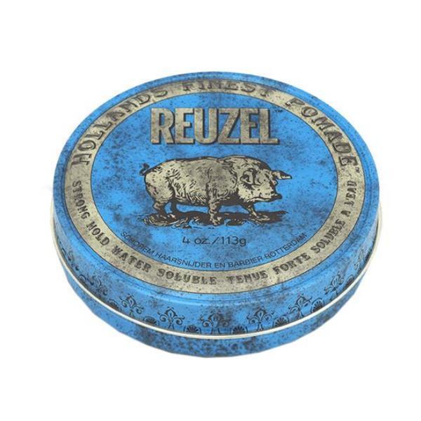 Pomada lucioasa Reuzel Blue, 113 ml
