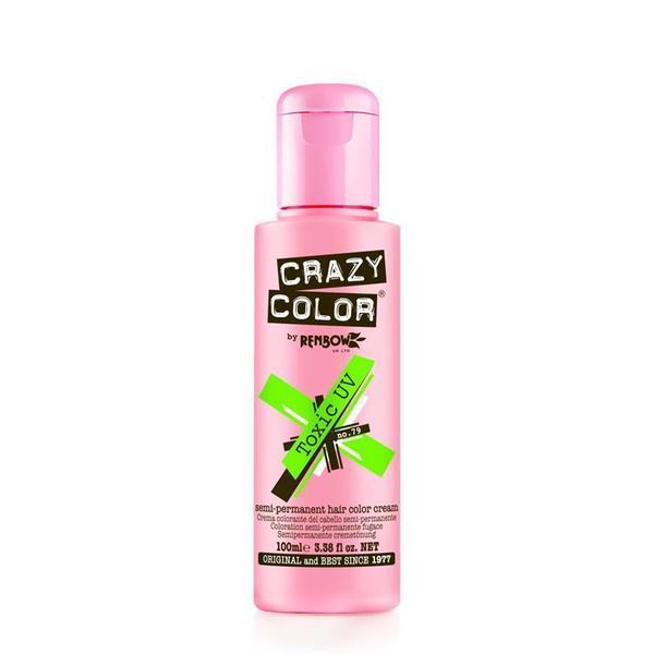 Vopsea semi-permanenta Crazy Color Toxic Uv - no.79, 100 ml esteto.ro