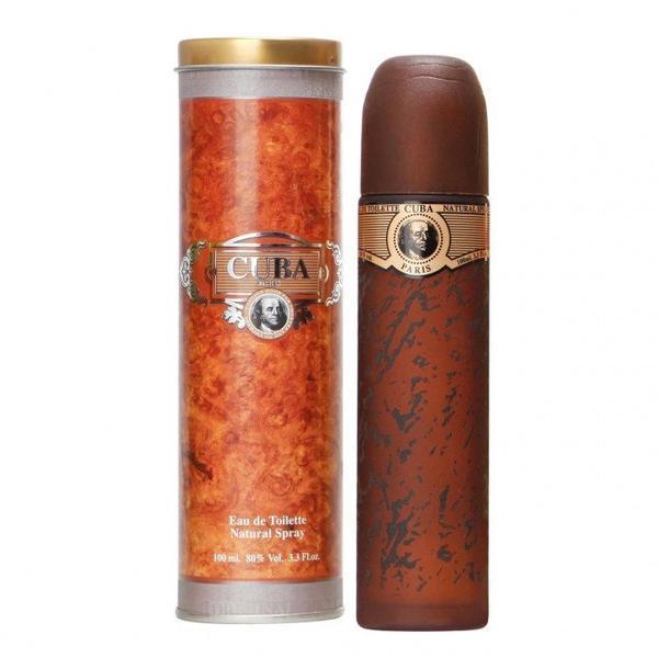 Parfum pentru barbati Cuba Gold, 100 ml esteto.ro