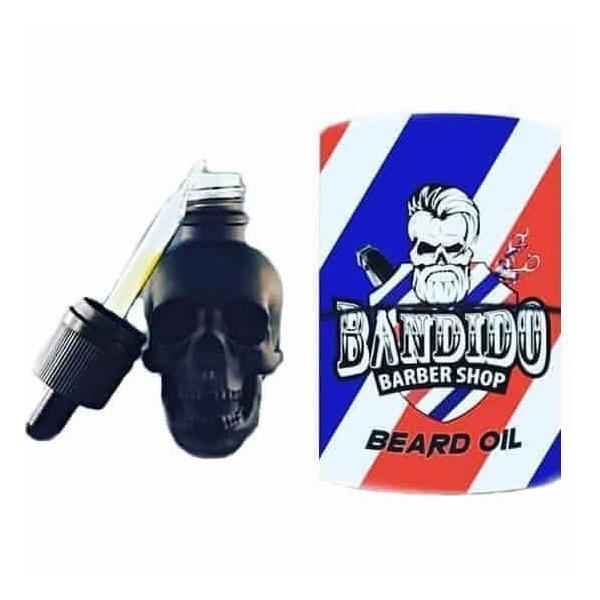 Ulei pentru barba si mustata Bandido, 40 ml