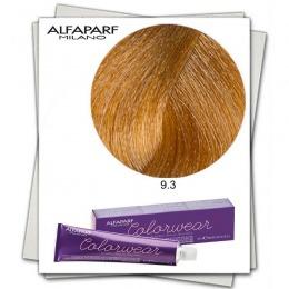 Vopsea Fara Amoniac - Alfaparf Milano Color Wear nuanta 9.3 Biondo Chiarissimo Dorato
