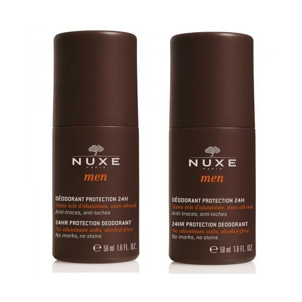Set cadou Deodorant Protectie 24h Nuxe Men 2x50ml esteto.ro