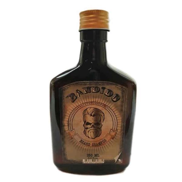 Sampon pentru barba Bandido, 250 ml