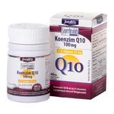Capsule jelatinoase coenzima Q10 100 mg + Vitamina E 35 mg, 40 capsule