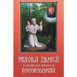 Pravila zilnica a crestinului ortodox si Bogorodisnaia - Cartonat, editura Agapis