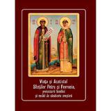 Viata si acatistul Sfintilor Petru si Fevronia, protectorii familiei, editura Agapis