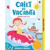 Caiet de vacanta - Clasa 2 - Aurelia Seulean, Marioara Minculescu, editura Kreativ