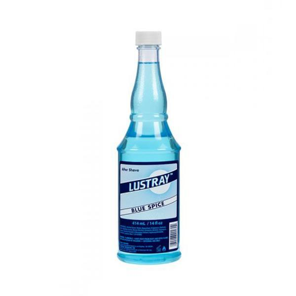 After shave Clubman Lustray Blue Spice, 414 ml esteto.ro