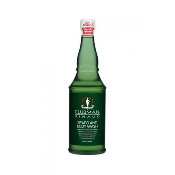Gel pentru barba Clubman / par / corp, 430 ml