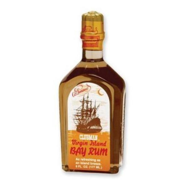 After shave Clubman Virgin Bay Rum - 335 ml