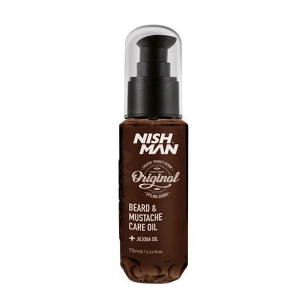 Ulei de barba Nish Man, 75 ml esteto.ro