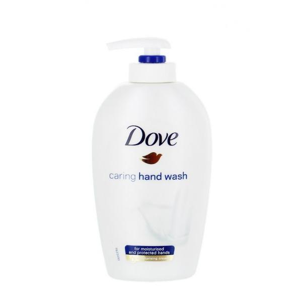Sapun lichid, Dove, Original, cu pompita, 250 ml esteto.ro