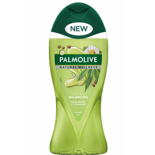 Gel de dus, Palmolive, Natural Wellness, Balancing, 500 ml esteto.ro