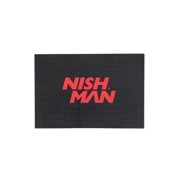 Covor pentru ustensile Nish Man - logo rosu