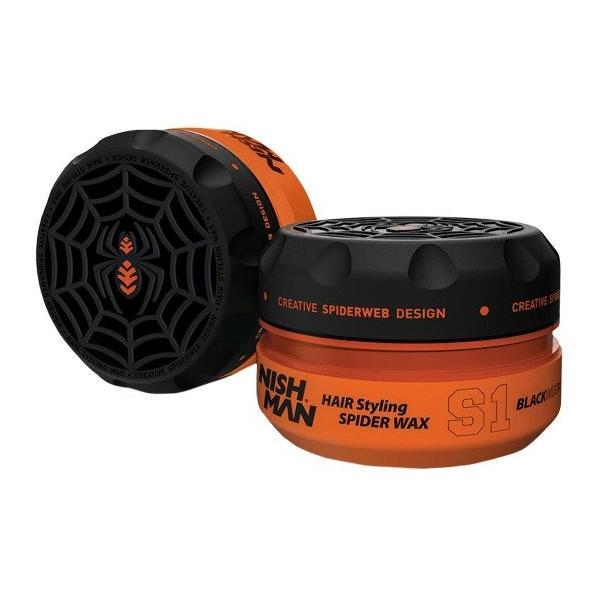 Ceara de par Nish Man S1 Spider, 150 ml esteto.ro