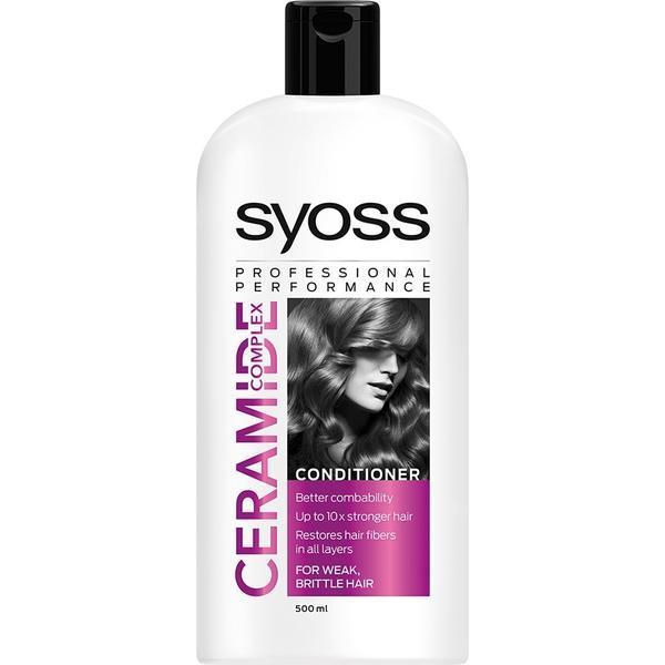Balsam de par, Syoss, Ceramide Complex, 500 ml esteto.ro