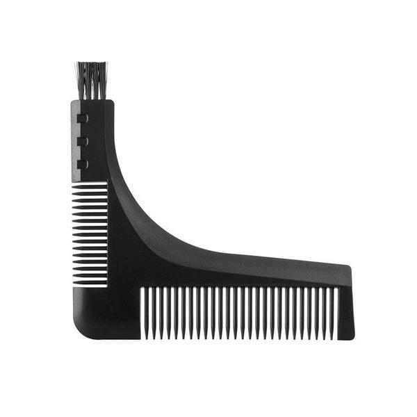 Sablon pentru barba Eurostil Negru esteto.ro