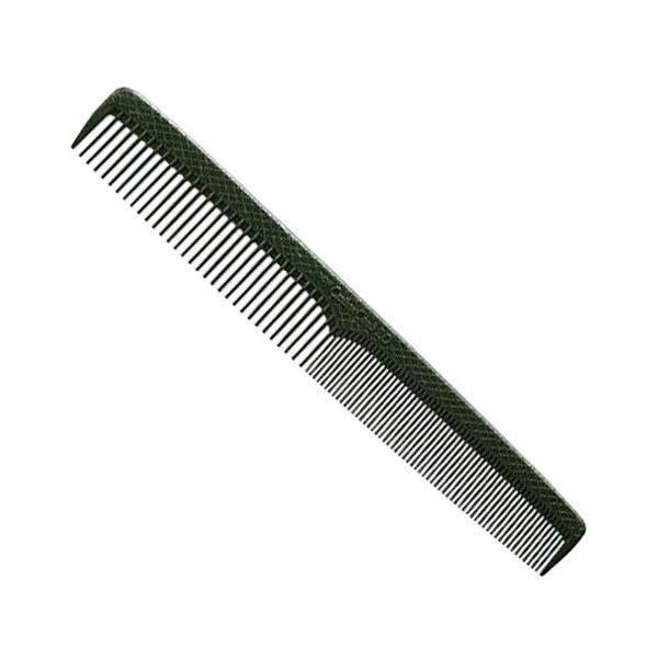Pieptene frizerie / coafor - verde Cesibon 20 Beuy Pro esteto.ro