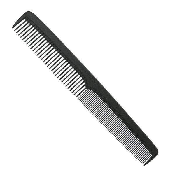 Pieptene frizerie / coafor Cesibon 20 Beuy Pro - negru esteto.ro