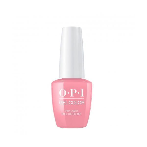 Lac de Unghii Semipermanent Opi Gel Color Pink Ladies Rule The School 15ml esteto.ro