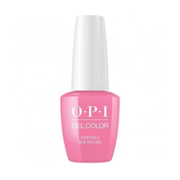 Lac de Unghii Semipermanent Opi Gel Color Suzi Nails New Orleans 7.5ml