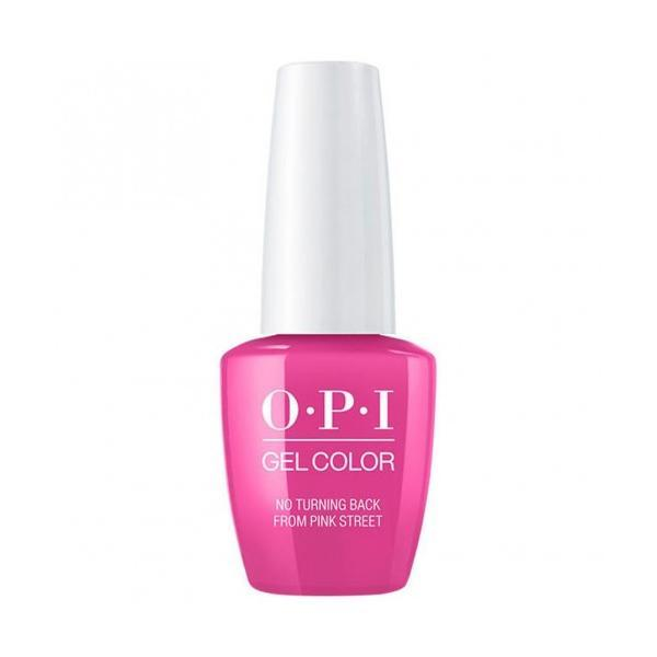 Lac de Unghii Semipermanent Opi Gel Color No Turning Back From Pink Street 7.5ml esteto.ro