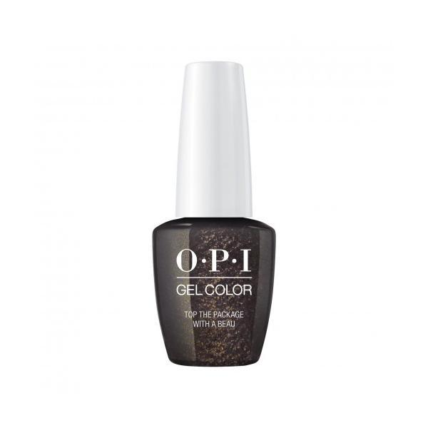Lac de Unghii Semipermanent Opi Gel Color Top The Package With A Beau 15ml esteto.ro