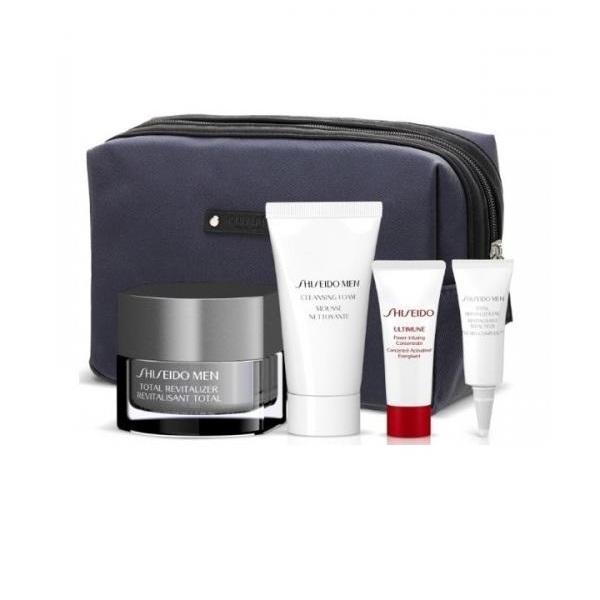 Set cadou Gel Hidratant 75ml si Spuma de Curatare Shiseido, 125ml esteto.ro