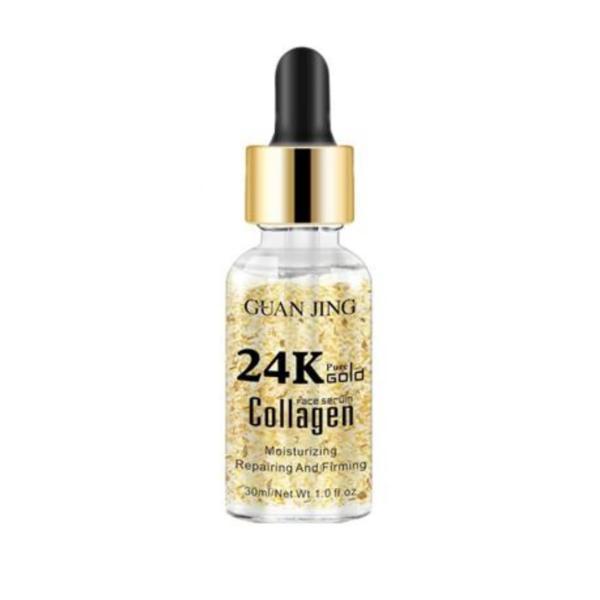 Ser 24K Gold Collagen Face Serum Guanjing, 30ml