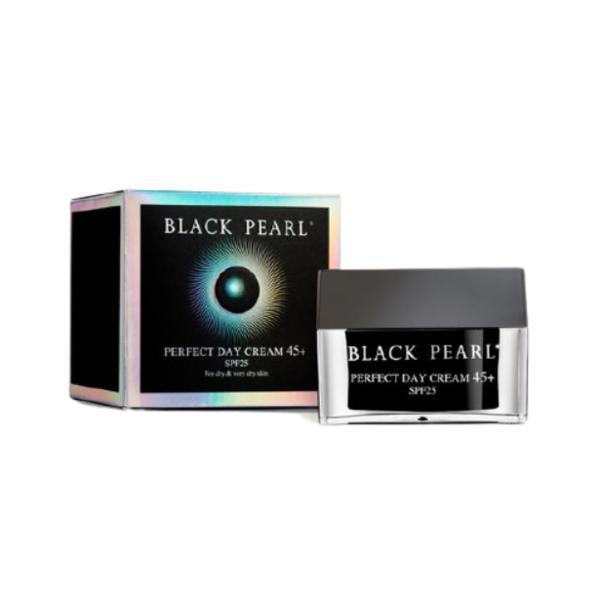 Crema de zi Perfect 45+, SPF25, Black Pearl, 50ml