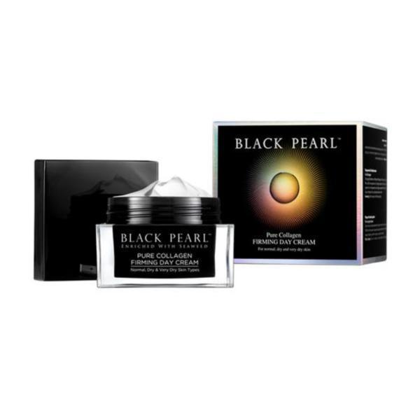 Crema de Zi cu Colagen Pur pentru Fermitate, Black Pearl, 50 ml esteto.ro