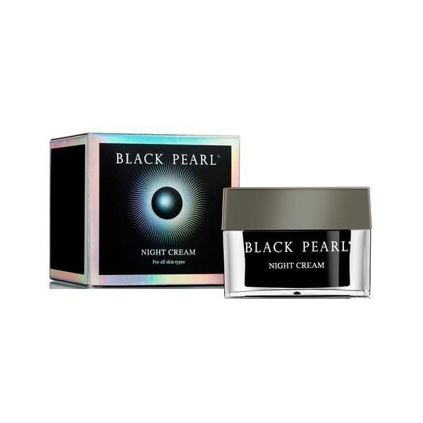 Crema de Noapte, Black Pearl, 50ml esteto.ro