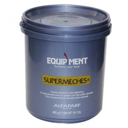 Pudra Decoloranta – Alfaparf Milano EQ Supermeches Powder Bleach 400 gr de la esteto.ro