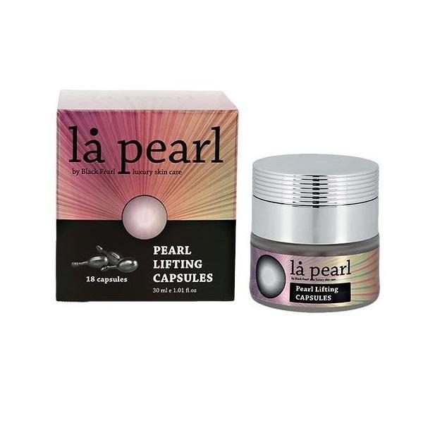 Capsule cu Efect de Lifting, La Pearl by Black Pearl, 18 bucati, 30ml esteto.ro