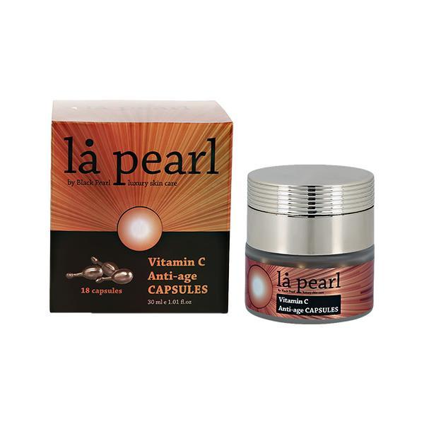 Capsule cu Vitamina C Impotriva Ridurilor, La Pearl, Sea Of Spa - 18 Buc, 30ml