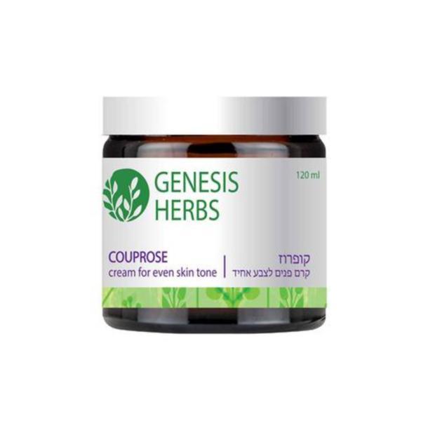 Crema pentru Cuperoza, Genesis Herbs, 120ml esteto.ro