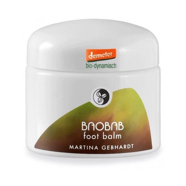 Balsam pentru picioare cu Baobab Martina Gebhardt, 50ml