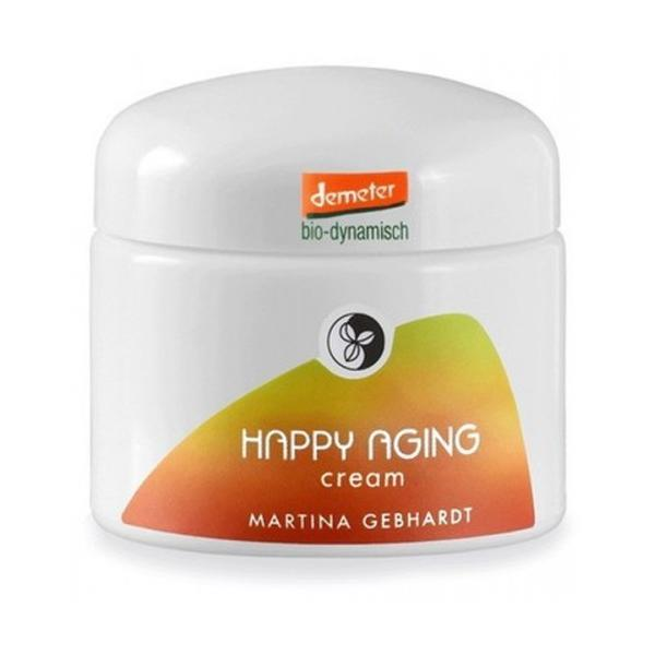 Crema de Fata Happy Aging Martina Gebhardt, 50ml esteto.ro