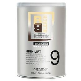 Pudra Decoloranta 9 Tonuri – Alfaparf Milano BB Bleach High Lift Bleaching Powder 9 Levels of Lift, 400g de la esteto.ro