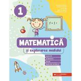 Matematica si explorarea mediului - Clasa 1 - Ed.2021 - Daniela Berechet, editura Paralela 45