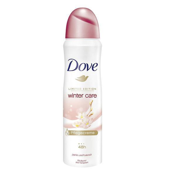 Deodorant antiperspirant spray, Dove, Winter Care, 48 h, 150 ml esteto.ro