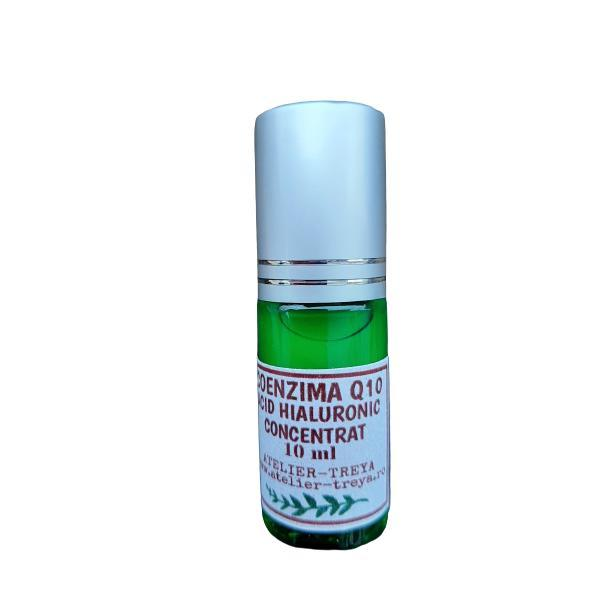 Crema de ochi Coenzima Q10 si Acid Hialuronic ( produs concentrat) Treya Cosmetics 30ml esteto.ro