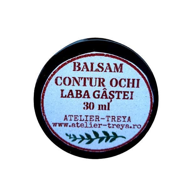 Balsam Contur laba gâștei ( ochi, riduri buze) Treya Cosmetics 30ml esteto.ro