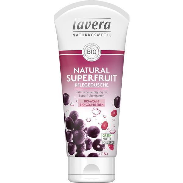 Gel de Dus Bio - Natural Superfruit Lavera 200ml esteto.ro