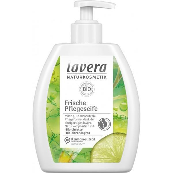 Sapun Lichid Bio, Fresh, Lavera 250ml esteto.ro