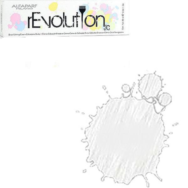 Crema Colorare Directa Clear - Alfaparf Milano Jean's Color rEvolution Direct Coloring Cream CLEAR 90 ml imagine produs