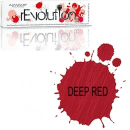Crema Colorare Directa Rosie - Alfaparf Milano Jean's Color rEvolution Direct Coloring Cream DEEP RED 90 ml