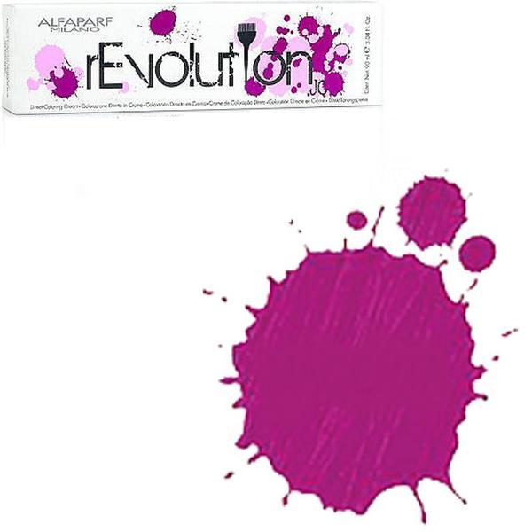Crema Colorare Directa Fucsia - Alfaparf Milano Jean's Color rEvolution Direct Coloring Cream MAGENTA 90 ml imagine produs